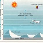 Cosmic Radiation while Flying