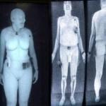 Backscatter X-ray Image