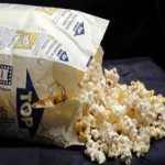 Microwaved Popcorn
